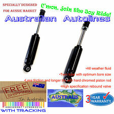 2 New Front Heavy Duty Shock Absorbers for Holden Rodeo 2WD RWD R7 R9 8/88-2/03