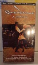 VHS NEW SEALED RIVERDANCE- A JOURNEY - THE STORY BEHIND THE PHENOMENON