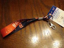 Boston Red Sox Wristlet Lanyard [NEW] MLB Keychain Key Chain...