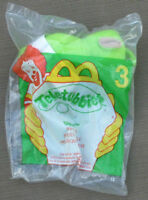 MCDONALD'S HAPPY MEAL TOY TELETUBBIES DIPSY #3  Unopened