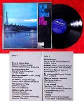 LP Unter dem Himmel von Paris (Philips 74 427) Clubsonderauflage