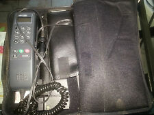 Motorola America Series MS833 Cell Phone with Bag Battery Cigarette Adapter