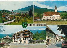 AK aus Spital am Semmering, Mehrbildkarte, Steiermark    (D14)