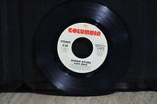 RONNIE DYSON PROMO 45 RPM RECORD