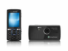 Sony Ericsson k850i Velvet Blue azul teclas celular sin bloqueo SIM (B-Ware)