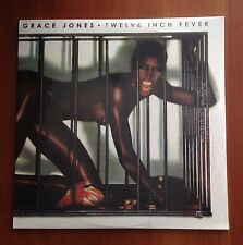Grace Jones Twelve Inch Fever 2 x Lp New Sealed Vinyl Fame Warm Leatherette