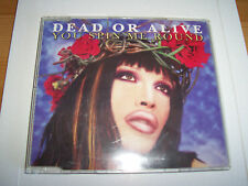 Dead Or Alive - You Spin Me Round - CD Single (2006)