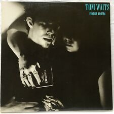 Tom Waits Foreign Affairs Original 1977 Elektra/Asylum 7E-1117