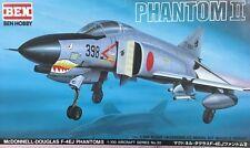 BEN HOBBY 1/100 F-4EJ Phantom II (Model Kit) - BEN-A30