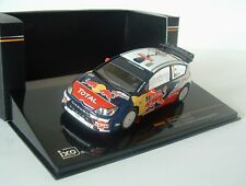 IXO 1/43 Citroen C4 WRC #7 Winner Rally Portugal 2010 Ogier Ingrassia RAM430