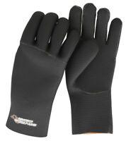 SAVAGE GEAR Boat Gloves M/L/XL Neopren Handschuhe Fleece gefüttert wasserdicht