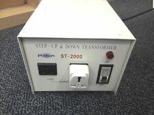 Philmore 2000W ST-2000 Step Up & Down Transformer 110/220V