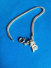 Ancien Bracelet Enfant Argent & Charme 13 Porte Bonheur/ Sterling Kid's Bracelet
