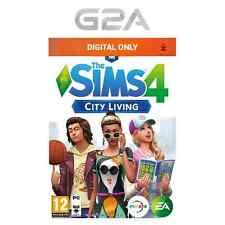 The Sims 4 City Living [PC] EA ORIGIN Key Game Code - AddOn DLC [EU] [UK]