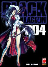 PM0290 - Planet Manga - Black Lagoon 4 - Ristampa -  Nuovo !!!