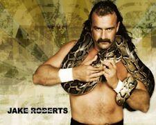 Celebrity Wrestler Photos - Jake -The Snake- Roberts