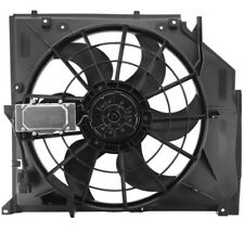 Radiator Cooling Fan Assembly FOR BMW E46 99-06 325i 328i 330i 17117561757