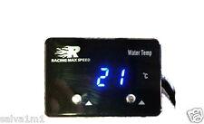 DIGITAL WATER TEMP GAUGE ELECTRONIC LED TEMPERATURE12V + sender rally race drift