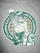 2008 Autumnfest Beer Garden BOSTON CELTICS Leprechaun (XL) T-Shirt