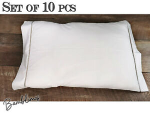 10x British Airways Pillow Cases made for First Class Passengers, Small size