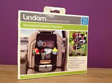 Lindam Backseat & Pushchair Organiser. Baby Accessories, Storage, Mother, Toys.