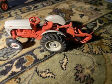 Ertl Dearborn Ford With Two Bottom Plow Rare 1/16 Scale