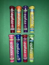 Zipfizz Healthy Energy Drink Mix Variety 8 Flavors 8 Units For $11.99