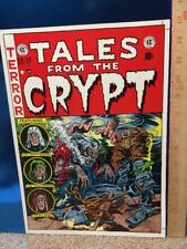 Tales From The Crypt #30 EC Comics Print Poster Cover Art Jack Davis