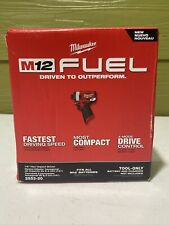 New Milwaukee 2553-20 M12 12v Fuel Impact Driver Tool Only
