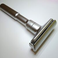 Adjustable Double Edge Shaving Razor Safety   blade Zinc based alloy