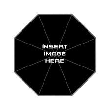 Umbrella Your Picture Personalised Customised Image Logo Photo Custom Printed