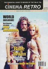 Cinema Retro #45 Raise The Titanic, Battle of Britain, John Richardson IN STOCK