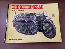 SCHIFFER MILITARY PUBLISHING VOL. 38 - THE KETTENKRAD Sd.Kfz.2 - Type HK-101