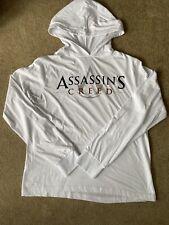 Assassins Creed Long Sleeve T-Shirt With Hood