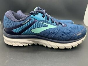 Near New Brooks GTS Running Sneakers Shoes Sz 8.5 US
