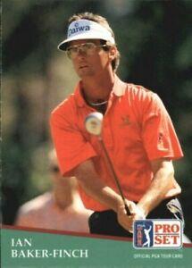 1991 Pro Set Golf Card #s 151-285 +Inserts (A2706) - You Pick - 10+ FREE SHIP