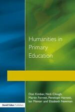 Humanities in Primary Education : History, Geography and Religious Education.