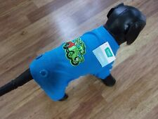 New listing dog pajamas,lightweight thermal, blue, green towtruck, Xs*(read size details)