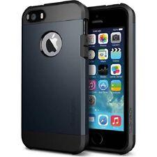 Coque Iphone 5/5S, SGP10490 Tough Armor - Metal Slate