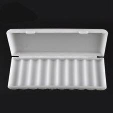 Safety Plastic Battery Case Cover Holder Storage Box For 10x18650 Batteries