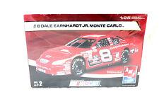 ERTL NASCAR #8 DALE EARNHARDT JR. MONTE CARLO MODEL KIT 1/25