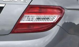 Mercedes-Benz W204 C-Class Genuine Tail Light,Lamp C300 C350 C63 2008-2012
