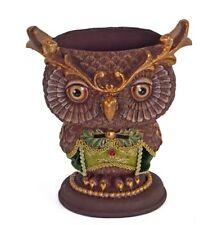Katherine's Collection Owl Vase Christmas Table Display 28-628315