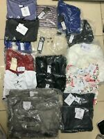 SMALL UK 8 - 1O.  8 ITEMS - BNWT MATERNITY BUNDLE CLOTHES TOPS DRESSES & MORE