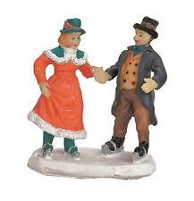 """Wurm 15767-210 - Weihnachtsfiguren - In """"Orange"""" auf dem Eis! - Weihnachtsdorf"""