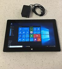 "Microsoft Surface PRO 2 i5-4300U 256GB 8GB RAM 1.90GHz 10.6"" WINS 10 Pro#002"