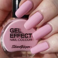 Stargazer GEL Effect Nail Polish Extra Glossy Finish BABY - Light Pink