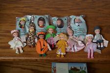 2003 Madame Alexander McDonalds Dolls ~ Set of 12,2003 & 2004
