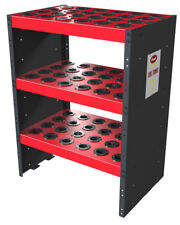 Huot 13894 Tool Tower VDI40 - CNC Tool Tower - Holds 72 Tools