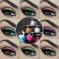 Women Glitter Colors Eyeshadow Sparkle Powder Shimmer Diamond Eye Shadow Makeup